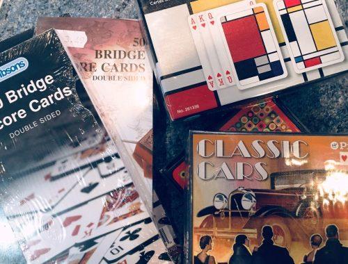 Bridge and Games