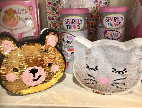 Sequin Money Boxes