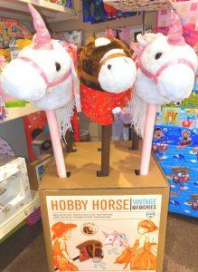 Nostalgic Hobby Horses and Unicorns