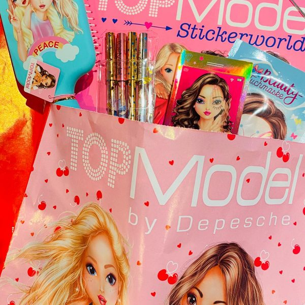 Top Model stationery