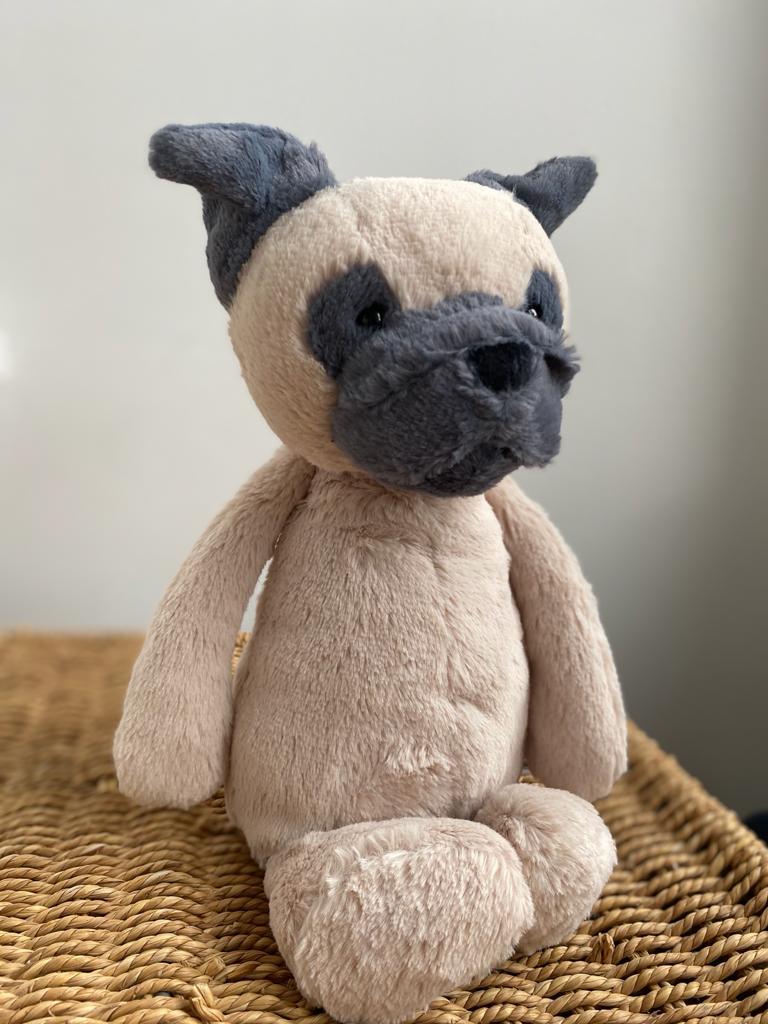 Jellycat Pug Soft Toy