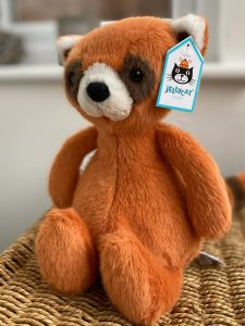 Jellycat Red Panda Soft Toy